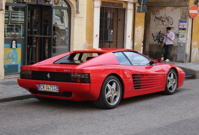 Ferrari512 TR