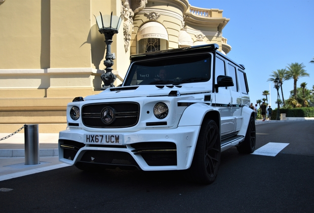 Mercedes-AMG G 63 2016 Onyx Concept