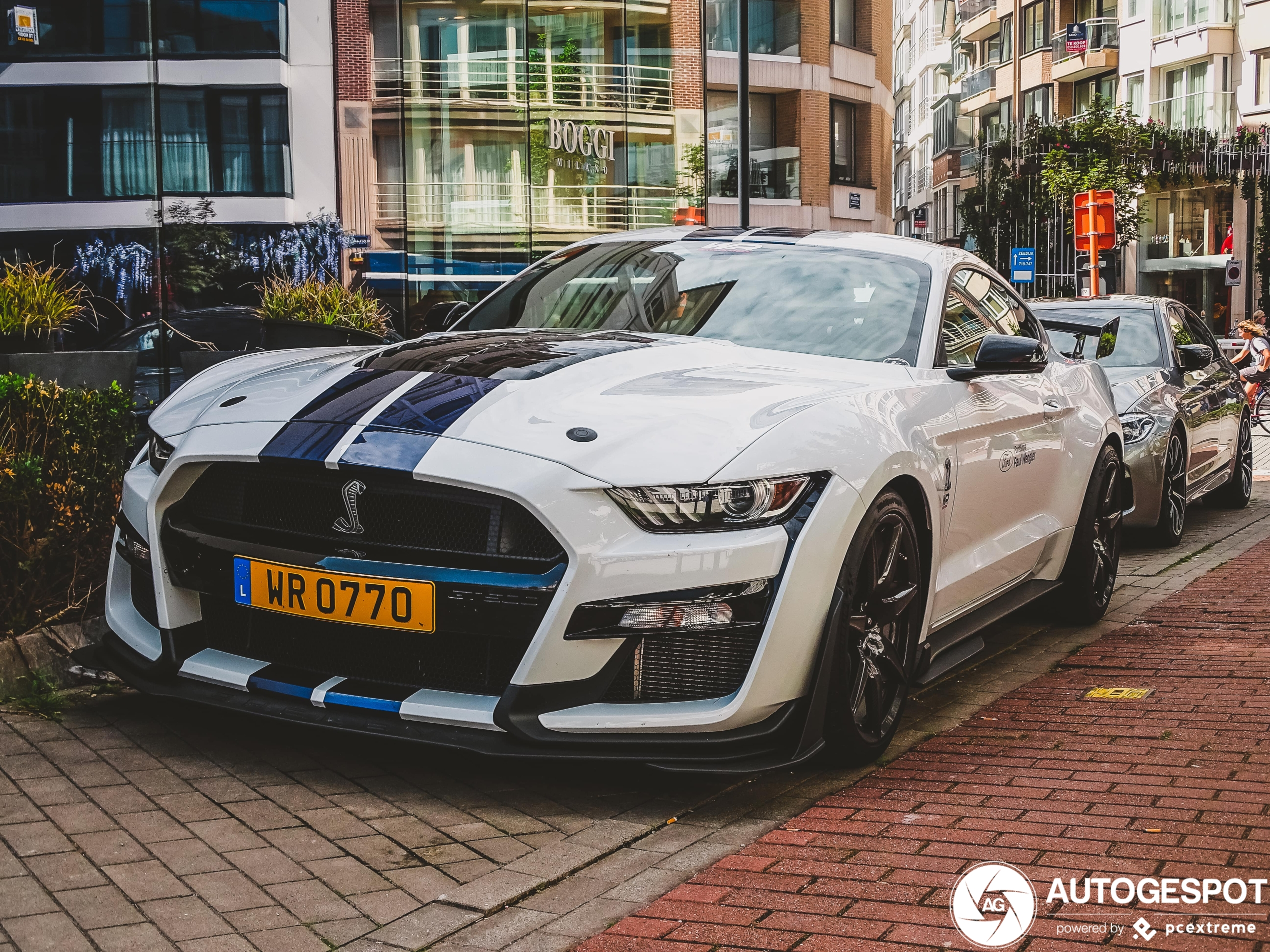Ford Mustang Shelby Gt500 2020 5 August 2020 Autogespot