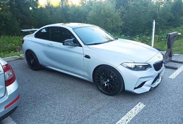 BMW M2 Coupé F87 2018 Competition Profituning