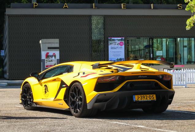 LamborghiniAventador LP770-4 SVJ