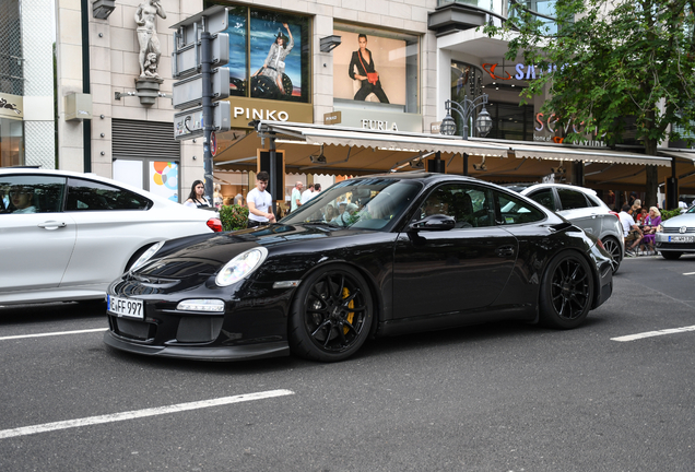 Porsche 9ff 997 GT3 MkII
