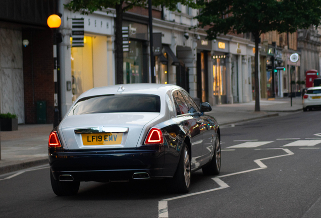 Rolls-Royce Ghost Series II RR4