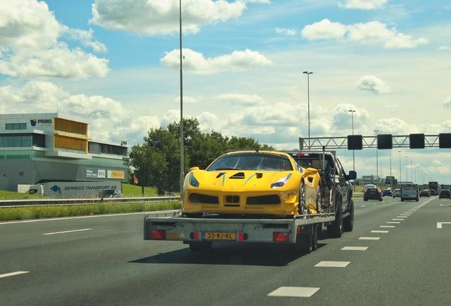 Ferrari488 GT3