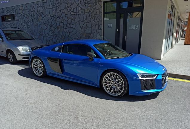 AudiR8 V10 Plus 2015