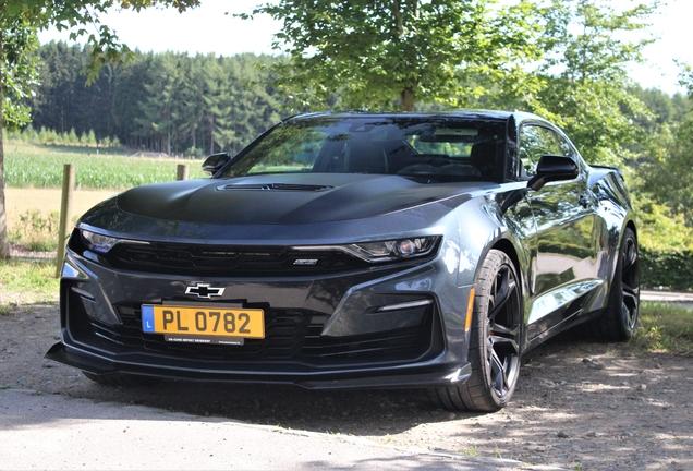 Chevrolet Camaro SS 1LE 2019
