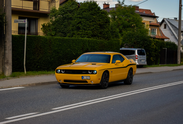 Dodge Challenger SRT-8 392 Yellow Jacket