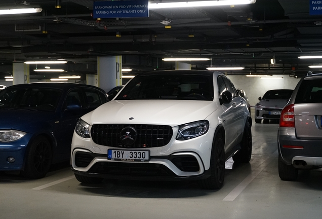 Mercedes-AMG GLC 63 S Coupe C253 2018