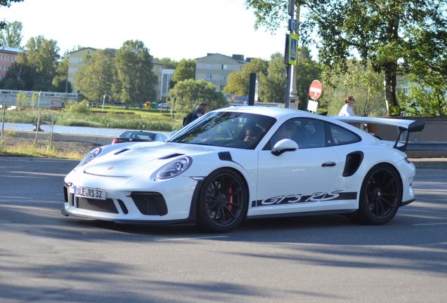 Porsche991 GT3 RS MkII