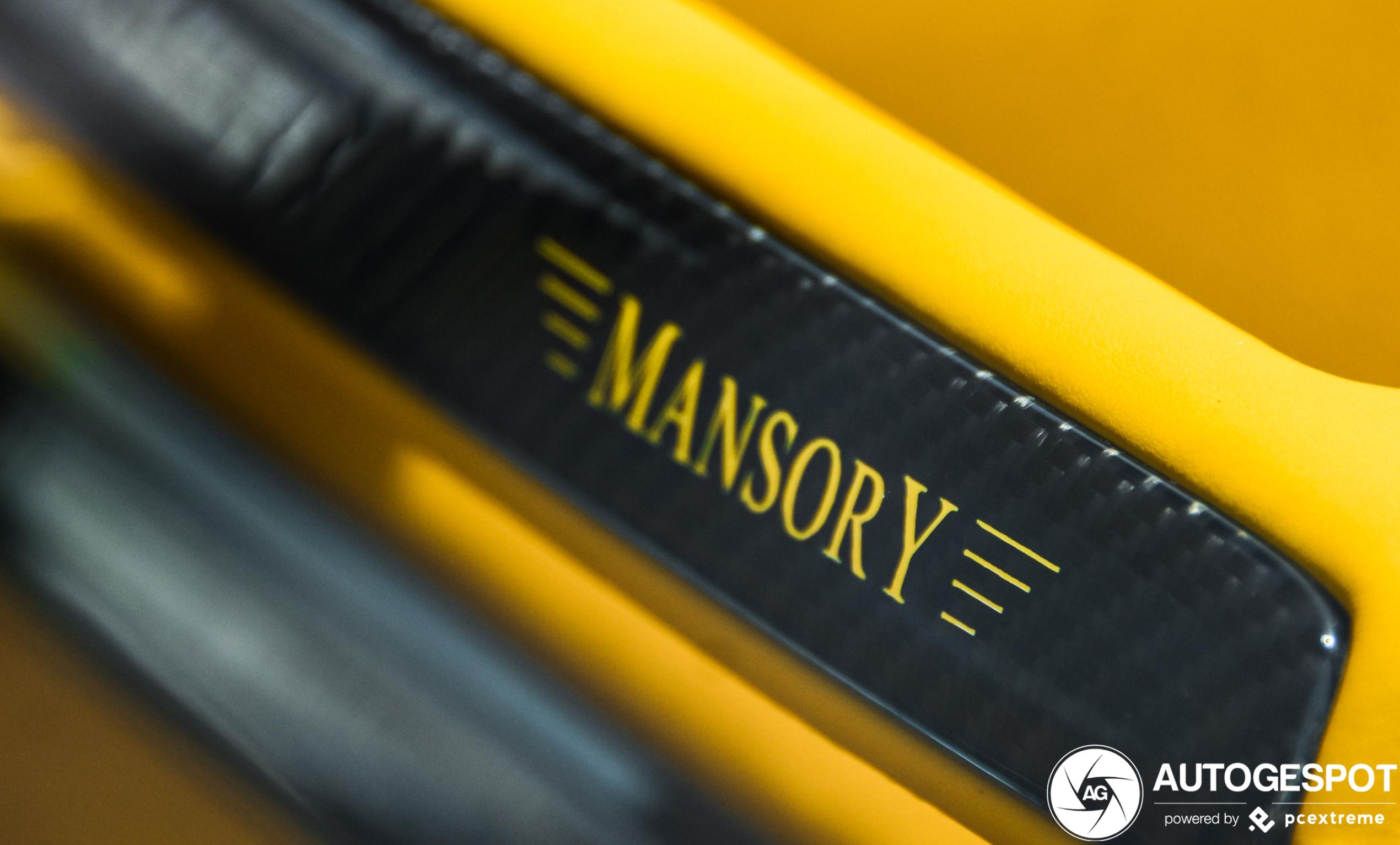 Mercedes-AMG Mansory G 63 P720 Performance