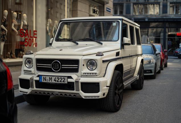 Mercedes-AMG Brabus G 63 Edition 463
