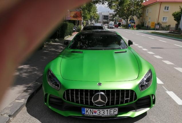 Mercedes-AMGGT R C190