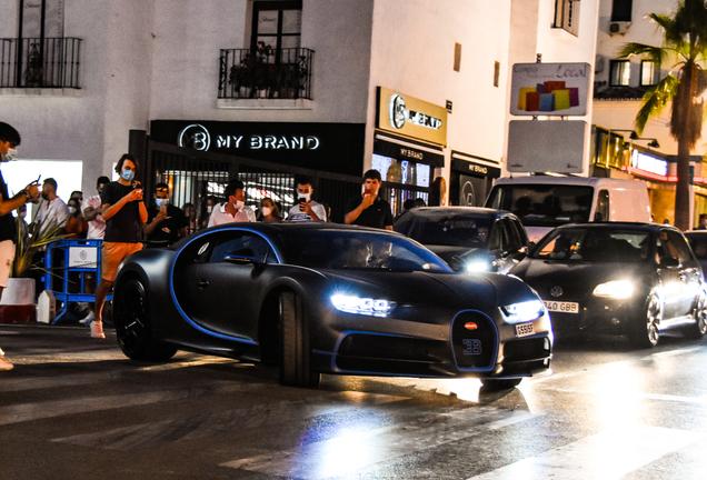 BugattiChiron Sport 110 Ans