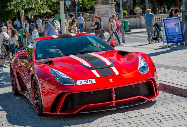 FerrariNovitec Rosso F12 N-Largo S