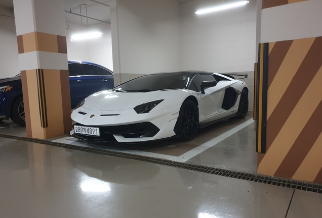 LamborghiniAventador LP770-4 SVJ Roadster