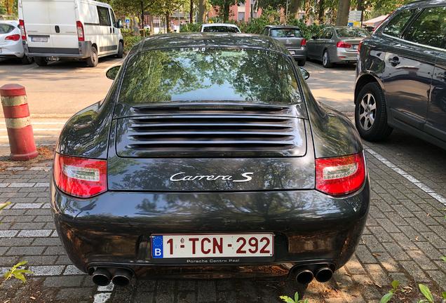 Porsche 997 Carrera S MkII