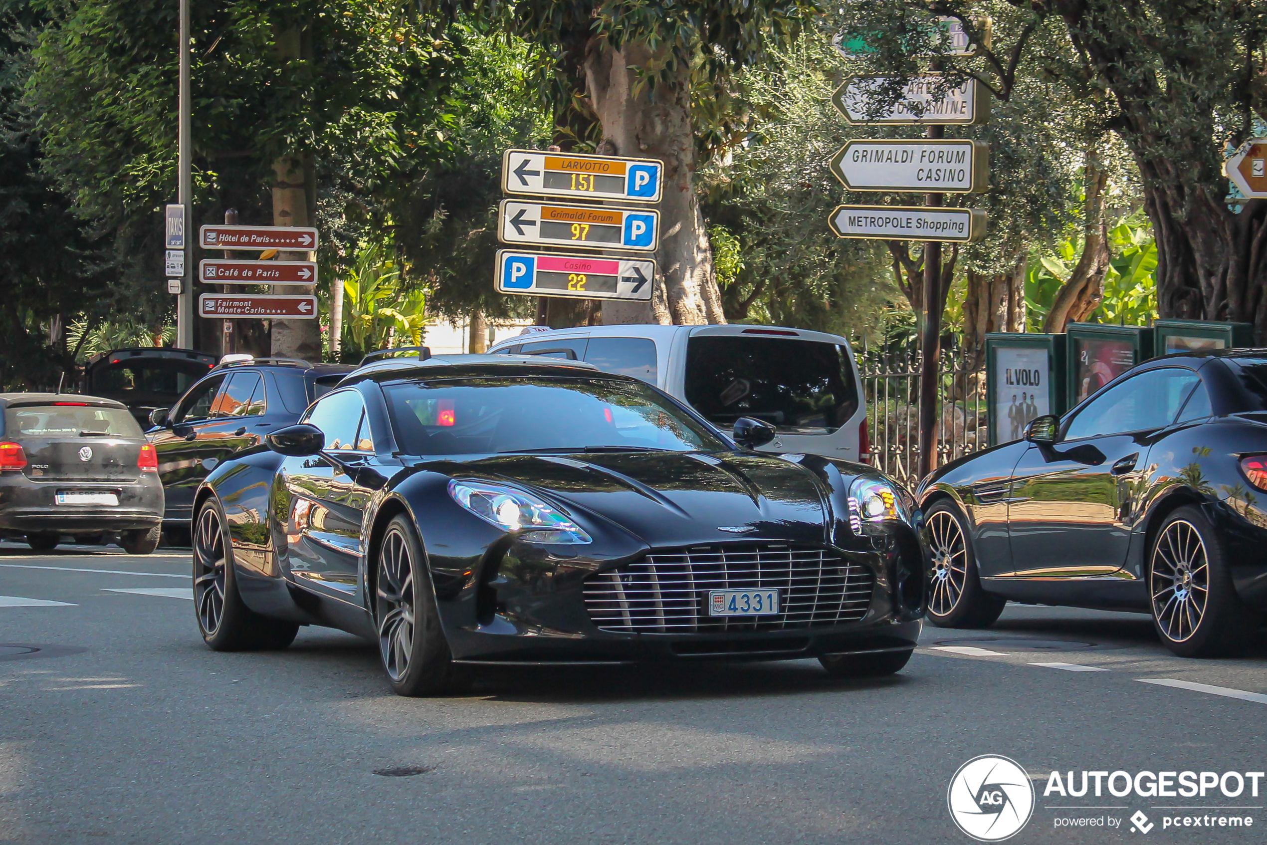 Aston Martin One 77 11 August 2020 Autogespot
