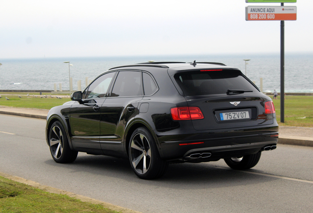 Bentley Bentayga Hybrid Centenary Edition