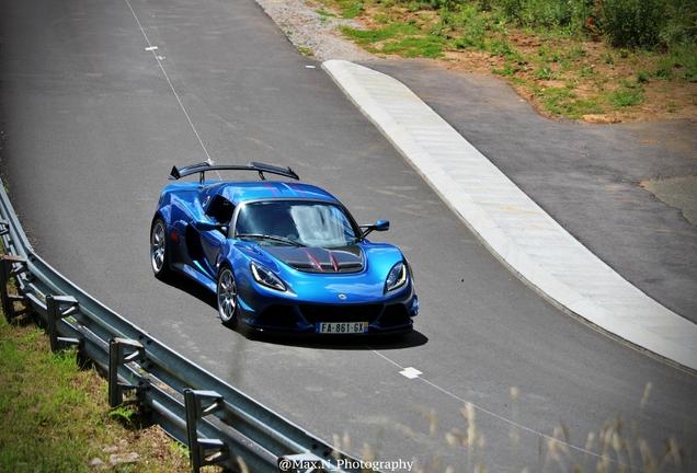Lotus Exige 380 Sport 70th Anniversary