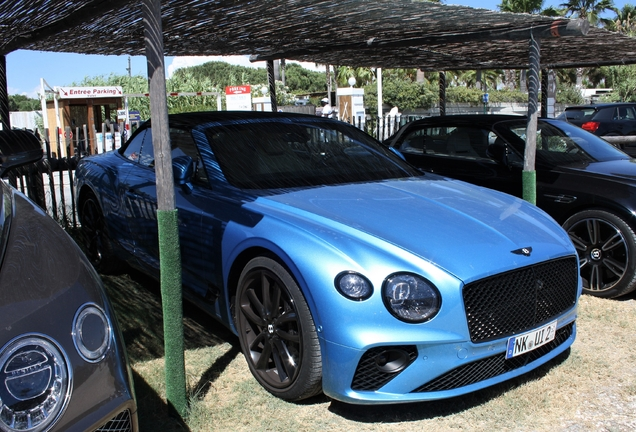 Bentley Continental GTC 2019