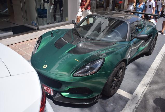 Lotus Elise S3 260 Cup 2018