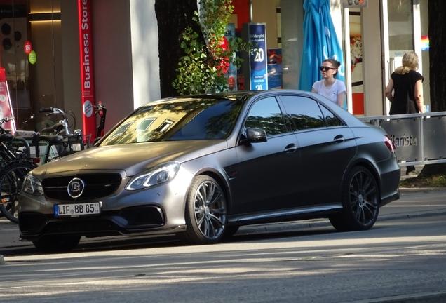 Mercedes-Benz Brabus 850 6.0 Biturbo W212