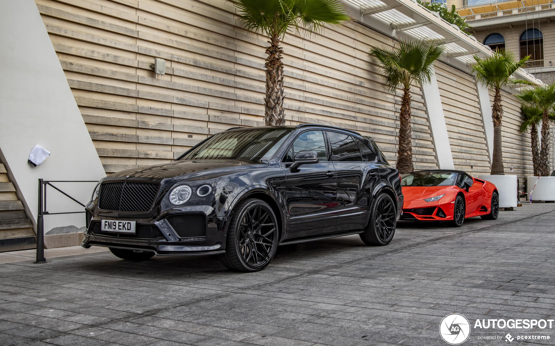 Bentley Bentayga V8 Urban Automotive