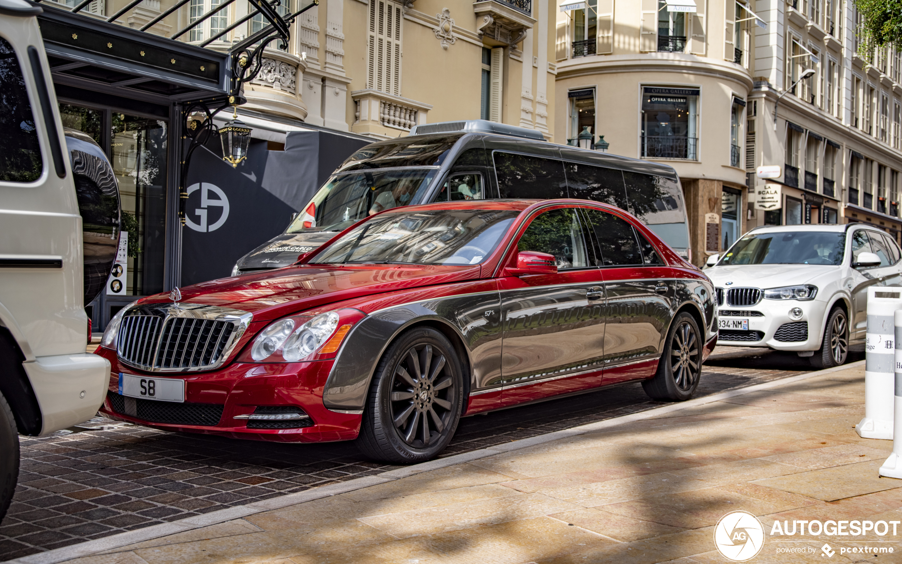 Maybach 57 S 2011 China Edition