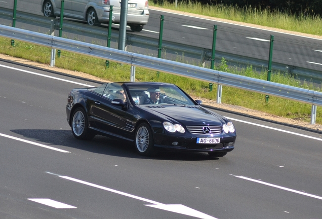 Mercedes-BenzSL 55 AMG R230