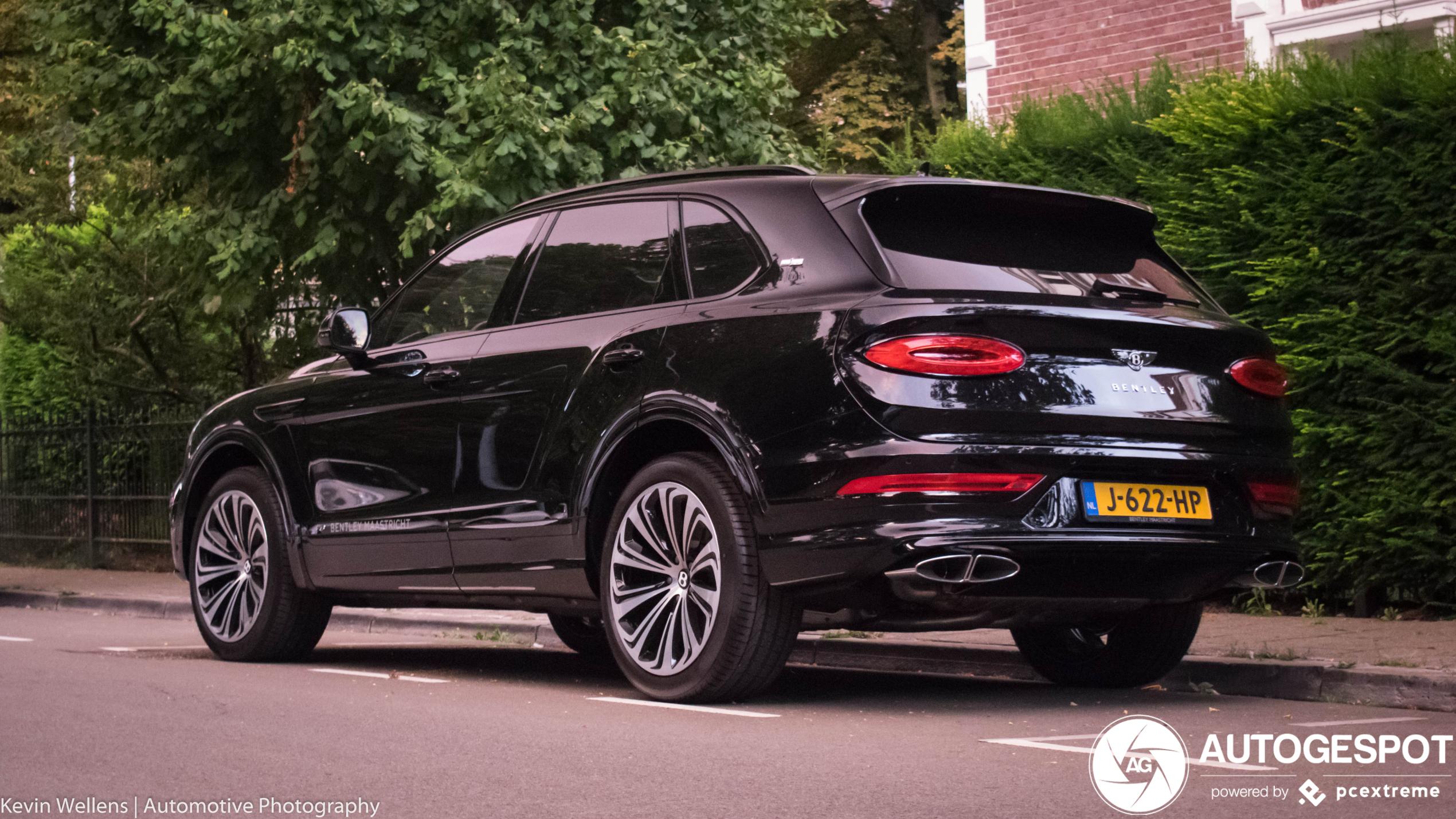 Eerste Bentley Bentayga 2021 nu ook in Nederland aangekomen