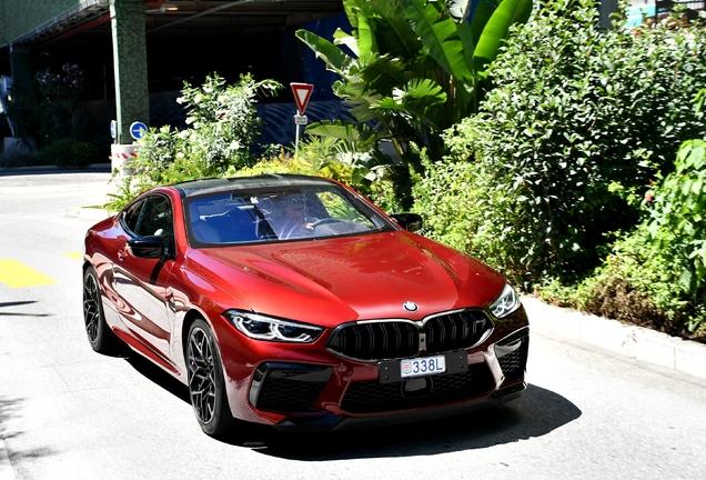 BMW M8 F92 Coupé Competition