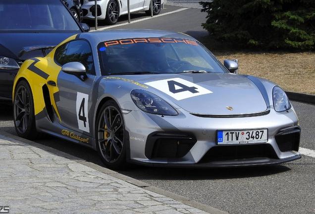 Porsche718 Cayman GT4 Clubsport