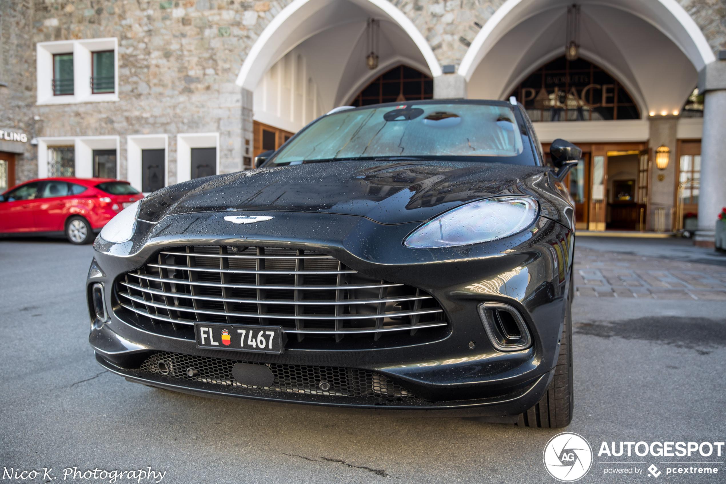 Aston Martin Dbx 15 August 2020 Autogespot