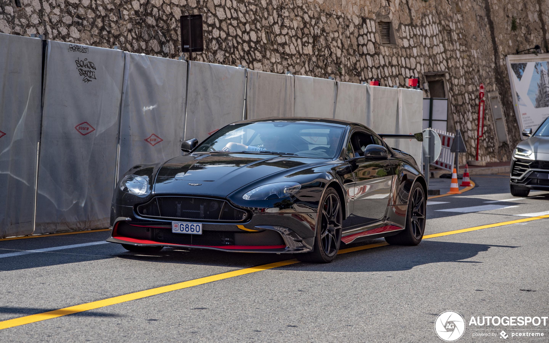 Aston Martin Vantage Gt8 15 August 2020 Autogespot
