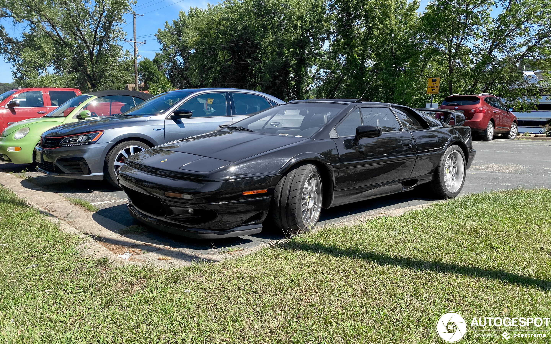 Lotus Esprit V8 25th Anniversary