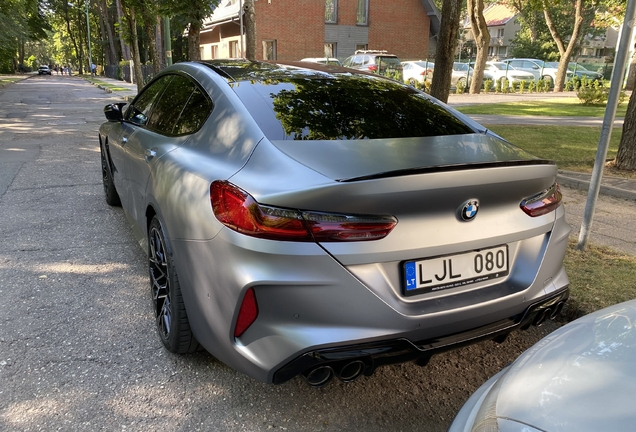 BMWM8 F93 Gran Coupé