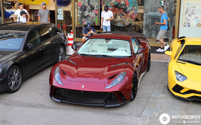 Ferrari Novitec Rosso 812 SuperFast N-Largo