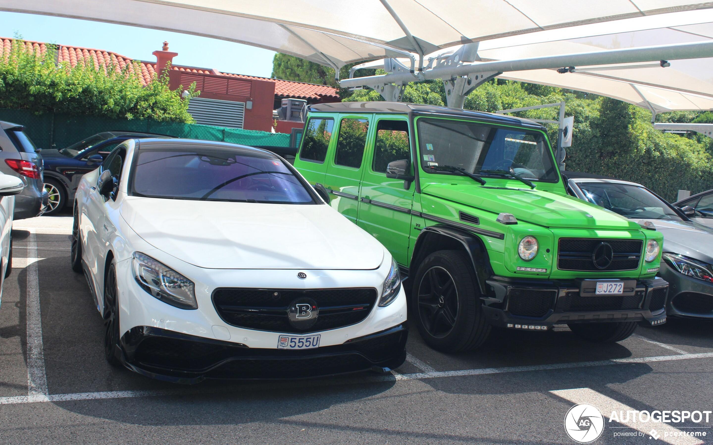 Mercedes-Benz G 63 AMG Crazy Color Edition