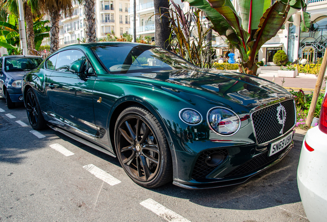 Bentley Continental GT 2018 Number 9 Edition