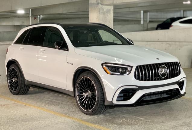 Mercedes-AMG GLC 63 X253 2019