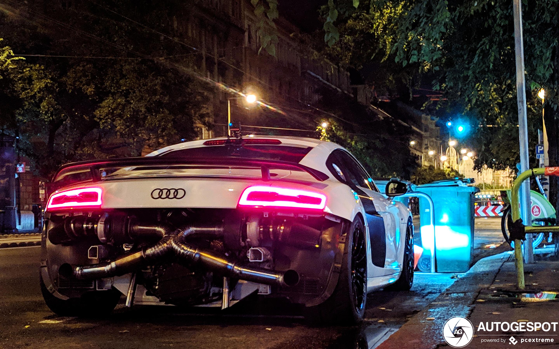 Audi R8 V10 KSF Motorsport