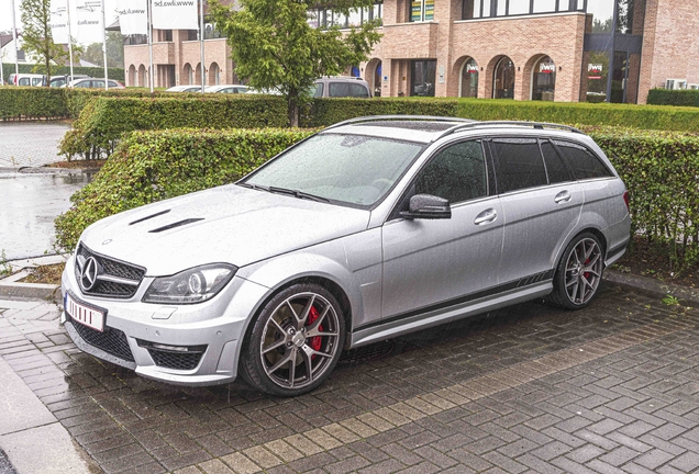 Mercedes-Benz C 63 AMG Estate Edition 507
