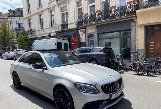 Mercedes-AMG C 63 S W205 2018