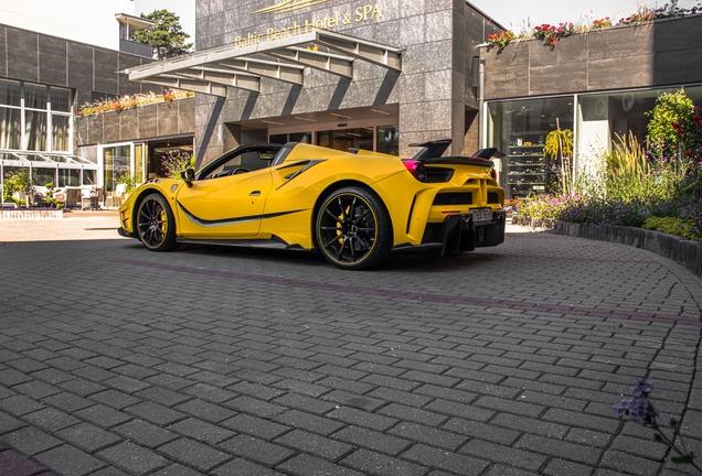 Ferrari 488 Spider Mansory Siracusa 4XX