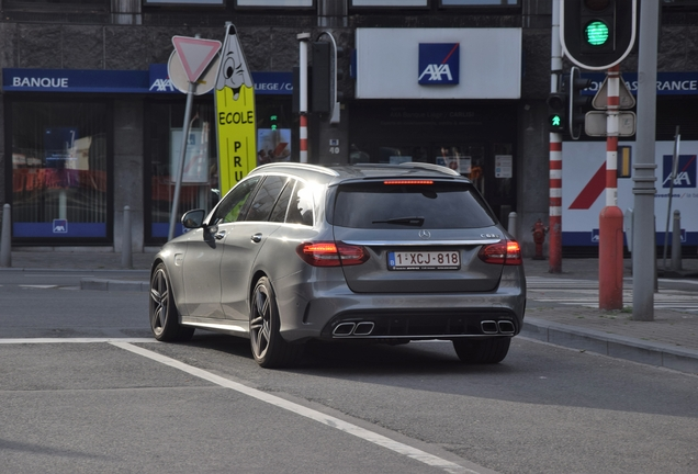 Mercedes-AMG C 63 S Estate S205 2018