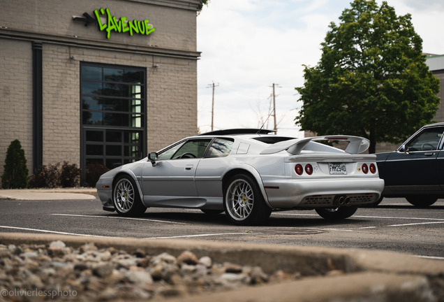 Lotus Esprit V8 25th Anniversary