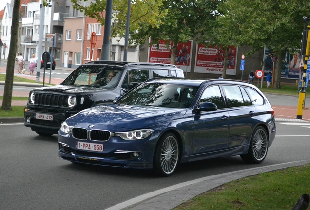Alpina B3 Bi-Turbo Touring 2013