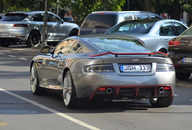 Aston Martin Virage 2011