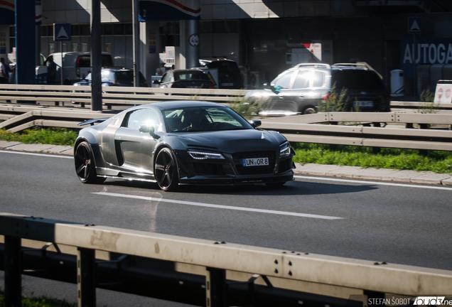 Audi R8 Prior Design PDGT850