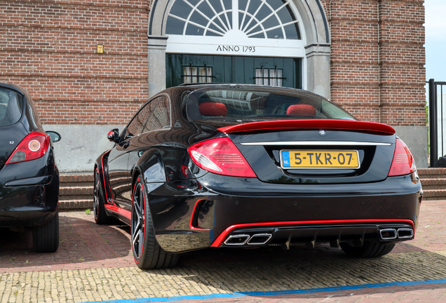 Mercedes-Benz Prior Design CL 63 AMG V2 Widebody